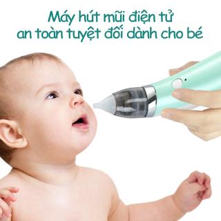 Máy Hút Mũi Cho Bé Little Bee cao cấp, được làm từ chất liệu an toàn cho trẻ em,hiệu quả tức thì, giúp bé vệ sinh sạch sẽ hơn thumbnail