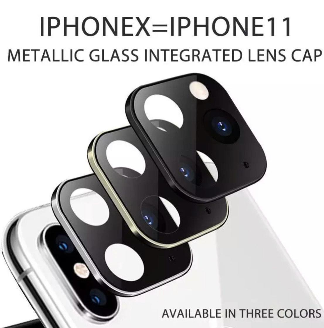 Cụm Kính Độ Camera Iphone 11 Cho Iphone X/Xs/Xr/Xsmax Siêu Giảm Giá