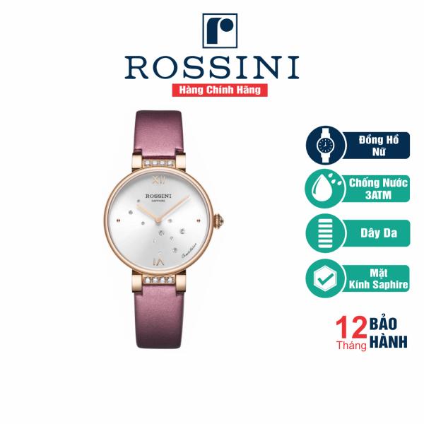 Đồng Hồ Nữ Cao Cấp Rossini - 5858G01A - Hàng Chính Hãng bán chạy