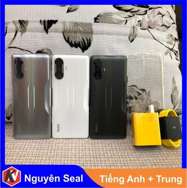 Điện Thoại Xiaomi Redmi K40 Gaming,Enhanced Edition (Ram 8GB,Rom128GB) - Hàng Nhập Khẩu