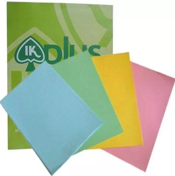 Mua Giấy bìa màu A4 - 100 tờ/xấp (Bìa cứng dùng đóng cuốn)