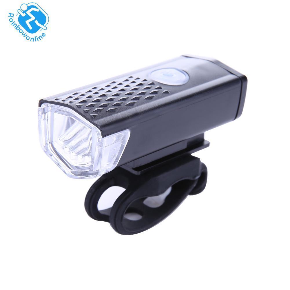 Đèn LED Xe Đạp Siêu Sáng Sạc Bằng USB Tiện Lợi