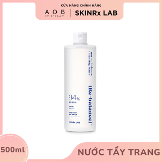 Nước Tẩy Trang Skinrx Lab MARINE MOISTURE CLEANSING WATER (500ml) - Date 03 10 2021 thumbnail