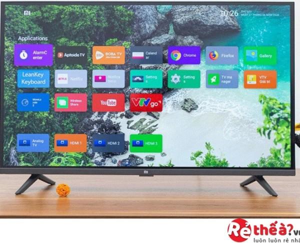 Bảng giá Smart Tivi Xiaomi E32AS 32inch pro tràn viền HD- Hỗ trợ điều khiển giọng nói Tiếng Việt