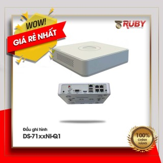 Đầu ghi hình Camera IP DS-7104NI-Q1 thumbnail