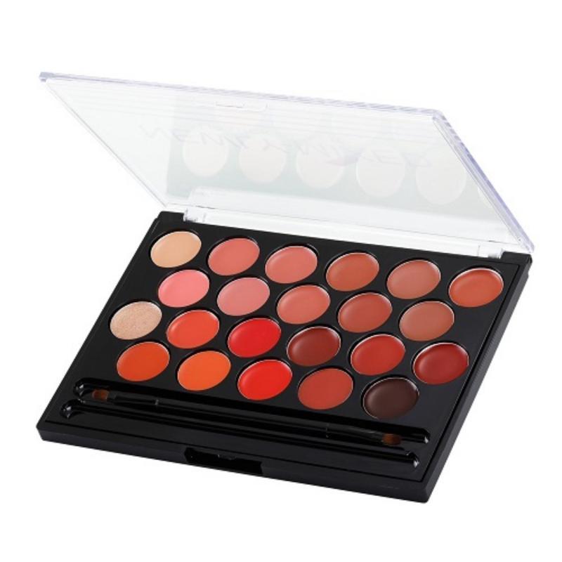 Bảng 22 màu son Odbo Newly-Mixed Lipstick Palette-#03 cao cấp
