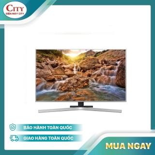 Smart TV Samsung 43 inch UHD 4K - Model 43RU7400 Tìm kiếm giọng nói, Bluetooth, Youtube, Netflix - Bảo Hành 2 Năm thumbnail