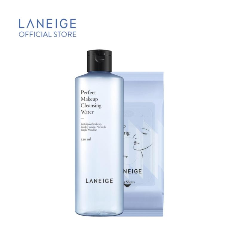 Nước tẩy trang hoàn hảo Laneige Perfect Makeup Cleansing Water 320ml