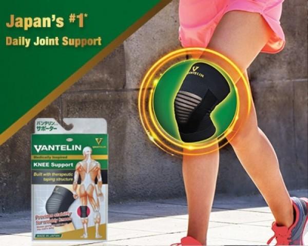 Đai Bảo Vệ Khớp Gối VANTELIN KOWA - Bảo vệ chấn thương đầu gối