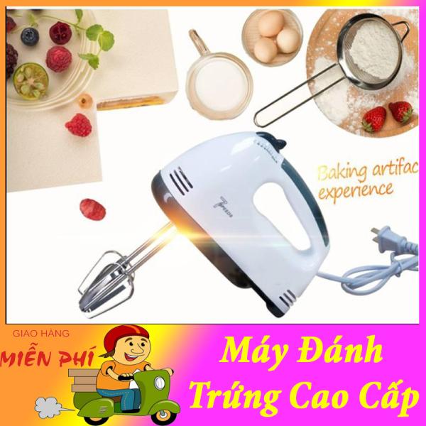 (GIẢM GIÁ 50% NGÀY HÔM NAY) Máy đánh trứng mini cầm tay - máy đánh trứng tự động, Máy Đánh Trứng Cầm Tay 7 Tốc Độ cao cấp - Bảo hành 1 ĐỔI 1 - UY TÍN CHẤT LƯỢNG bởi SD SHOP