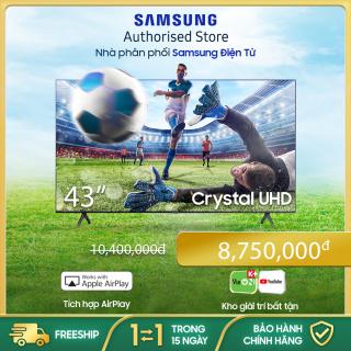 [Trả góp 0%]43TU6900 - Smart Tivi Samsung 4K 43 inch TU6900 Mới 2020 thumbnail