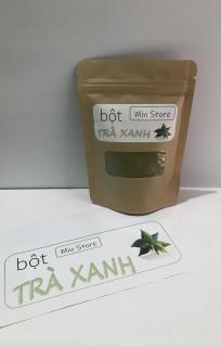 [HCM]250G bột trà xanh cao cấp thumbnail