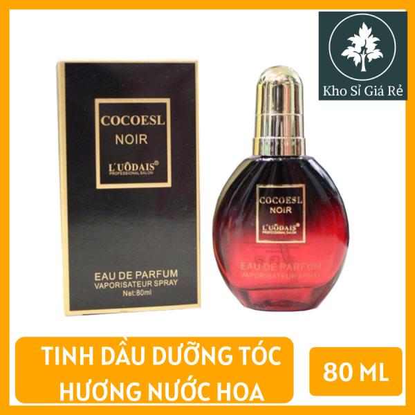 Tinh Dầu Dưỡng tóc bóng mượt Coco Macxi Hương Nước Hoa 80 ml giá rẻ