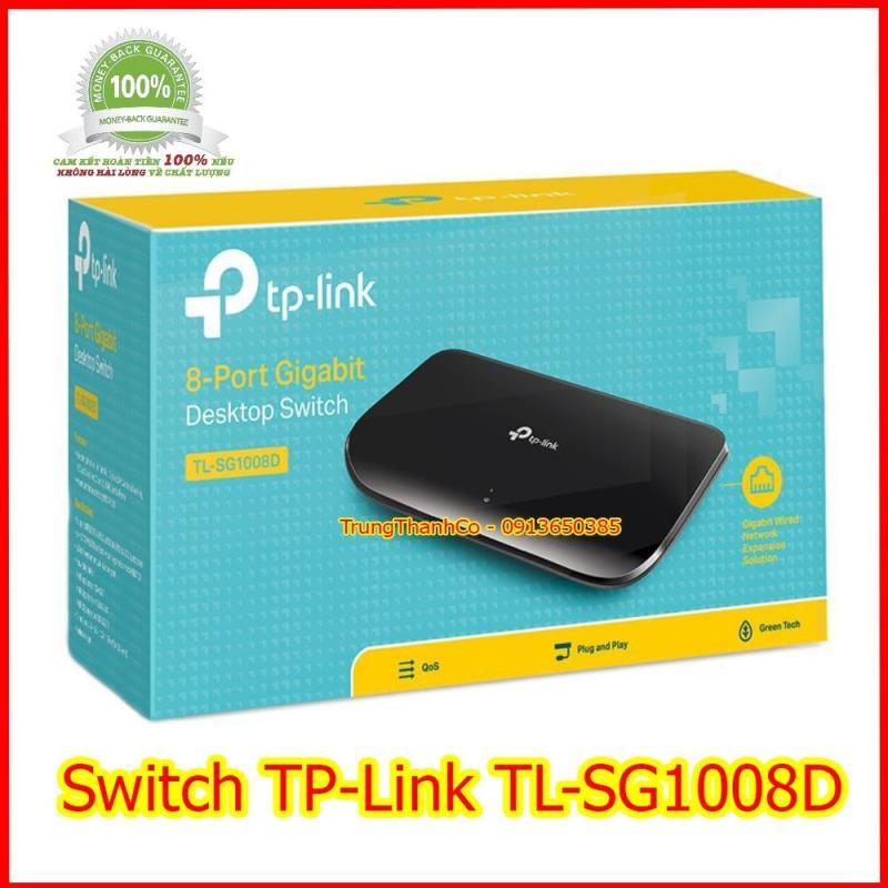 Bảng giá Switch TP-Link TL-SG1008D Phong Vũ