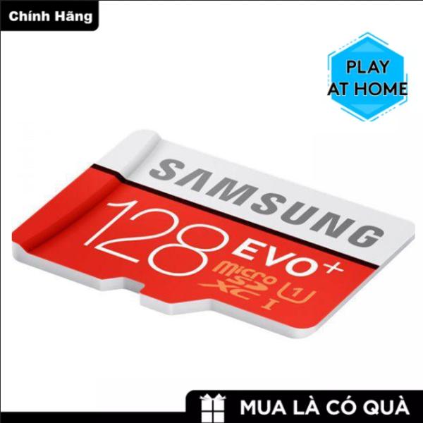 Thẻ nhớ MicroSDXC Samsung Evo Plus 128GB U3 4K R100MB/s W60MB/s - Box Hoa
