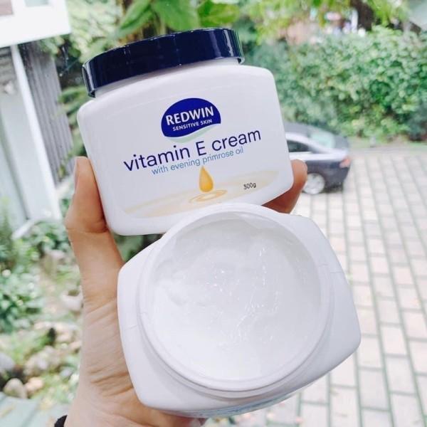 kem dưỡng da Vitamin E redwin hàng Úc giá rẻ
