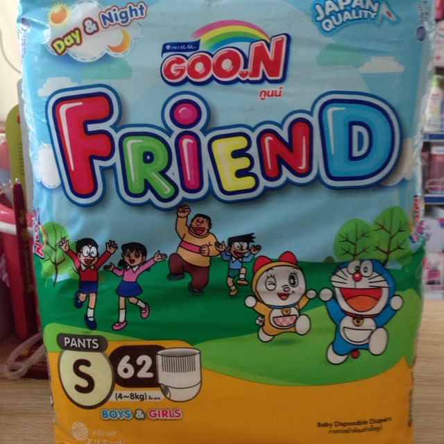 Bỉm Quần Friend -L 48(9-14KG) Siêu Giảm Giá