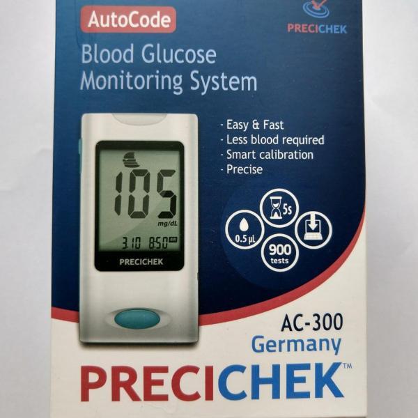 Máy đo đường huyết Precicheck  que rời của Đức bán chạy
