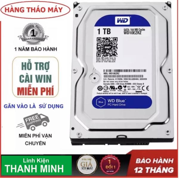 Bảng giá Ổ CỨNG HDD PC MÁY BÀN 1TB ,500GB,250GB,160GB HÀNG THÁO MÁY-BẢO HÀNH 24 THÁNG Phong Vũ