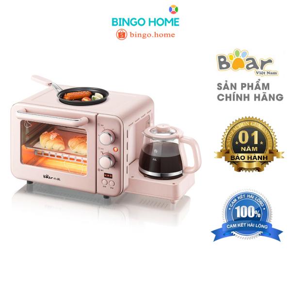 Bảng giá Lò Nướng Điện, Lò Nướng Mini Đa Năng Cao Cấp Bear DSL-C02B1 - BH 1 Năm - Bingo Home Điện máy Pico