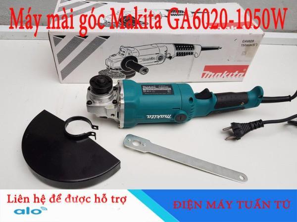 MÁY MÀI GÓC  MAKITA-GA6020-1050W