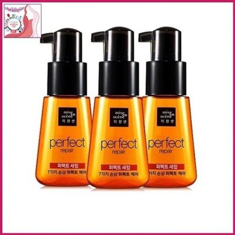 Tinh dầu dưỡng tóc MISE EN SCÈNE Hàn Quốc 70ml (phục hồi tóc hư tổn 1-Perfect Repair) cao cấp