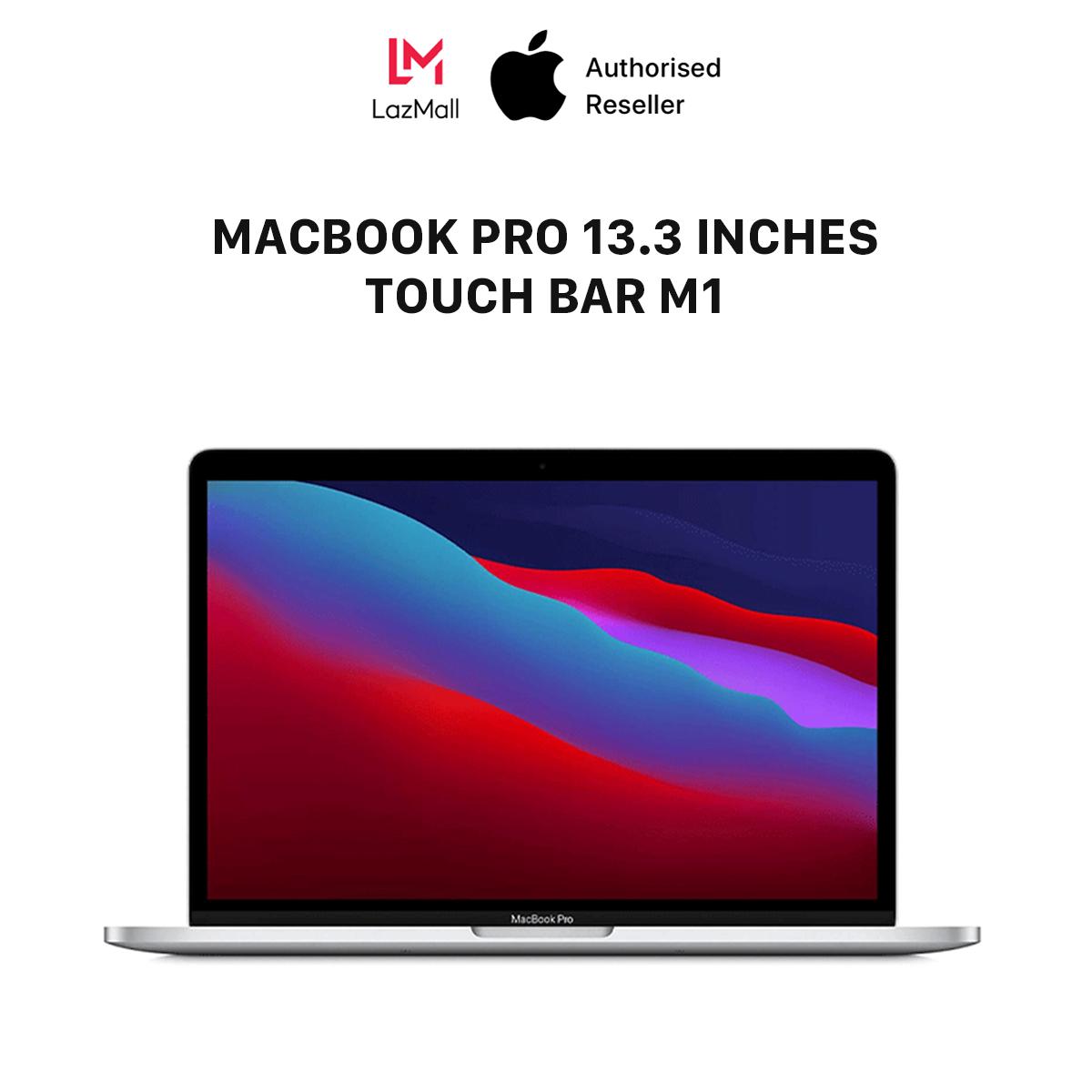 MacBook Pro 13.3 inches Touch Bar M1 Chipset (8GB / 16GB - 256GB / 512GB) - HÀNG CHÍNH HÃNG