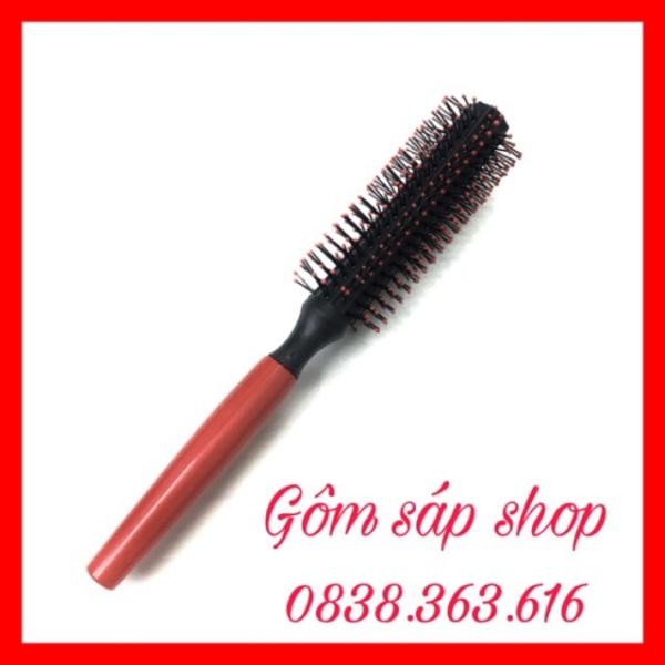 Lược tròn chải tóc tạo kiểu (vuốttrải tóc xoăn) giá rẻ loại to 21cm, sản phẩm tốt, chất lượng cao, cam kết như hình, độ bền cao