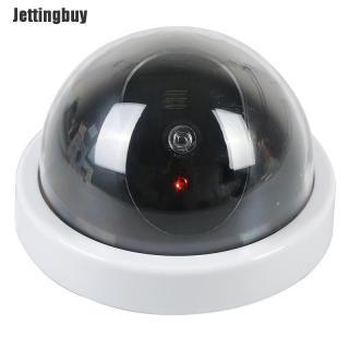 Jettingbuy Camera Giả Ngoài Trời Tại Nhà Mái Vòm An Ninh Camera Giả Mini Có Đèn LED thumbnail