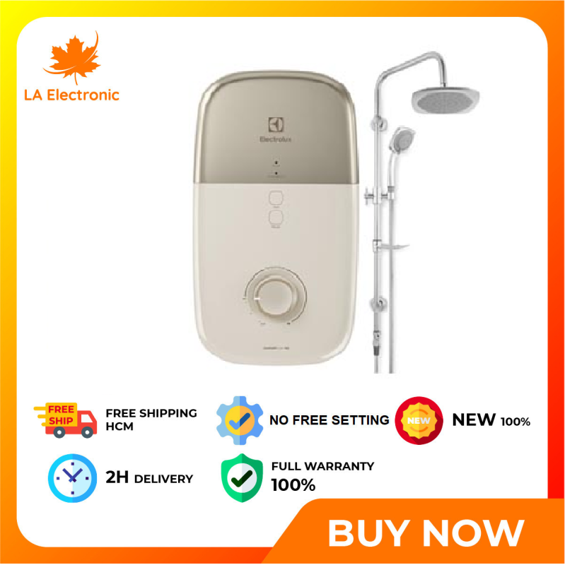 Bảng giá Trả Góp 0% - Máy nước nóng Electrolux EWE351LB-DAX1 - Miễn phí vận chuyển HCM
