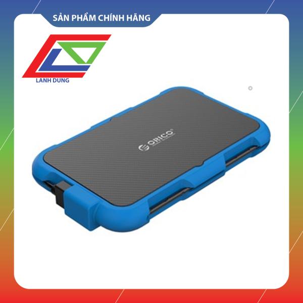 Bảng giá Chính Hãng ORICO Hộp ổ cứng 2.5 USB 3.0Đen 2739U3-BL Phong Vũ