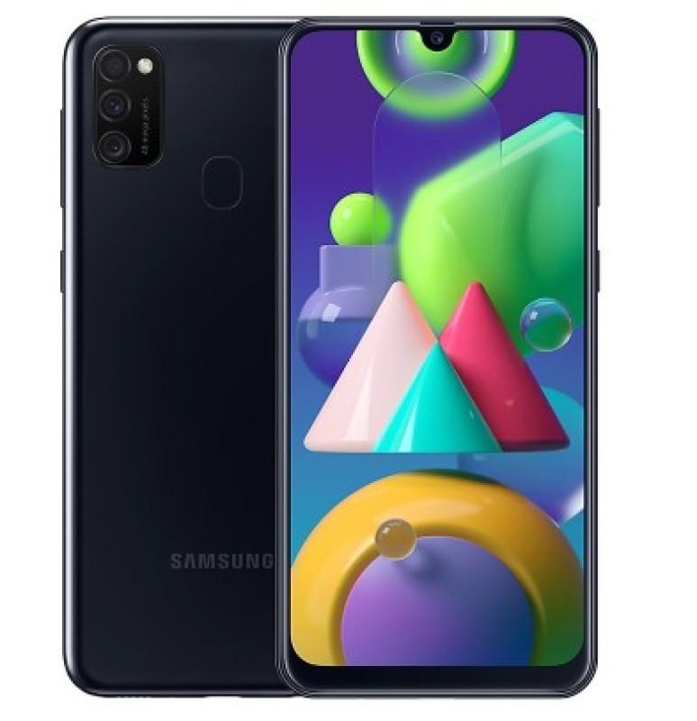 Điện Thoại Samsung Galaxy M21 (64GB/4GB). Tặng kèm SIM 4G dung lượng 9G