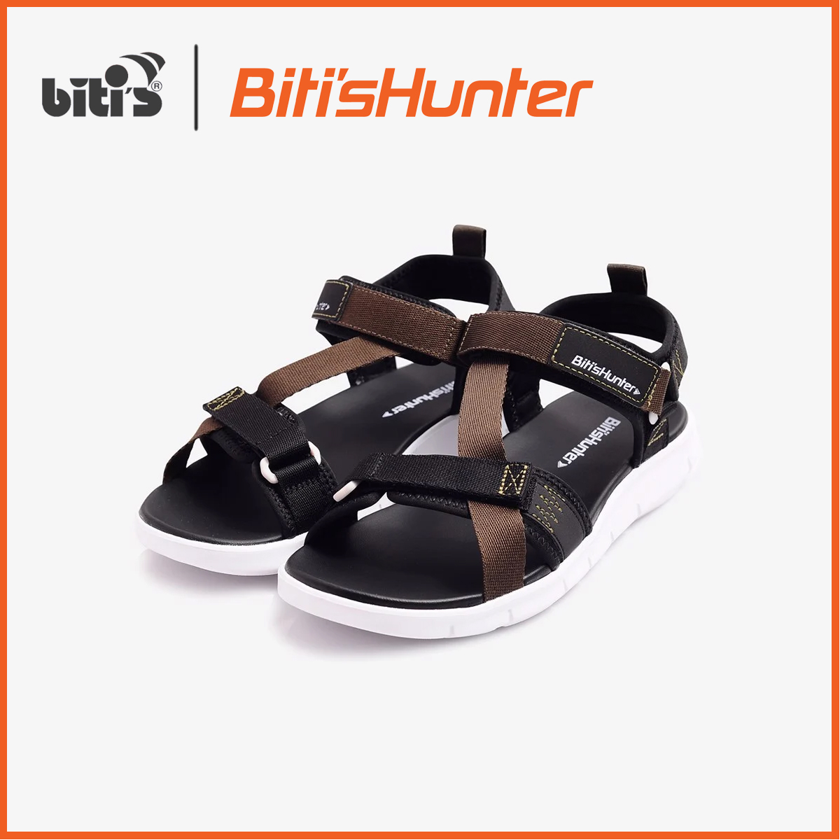 Sandal Nữ Biti's Hunter DEWH00500DEN (Đen)