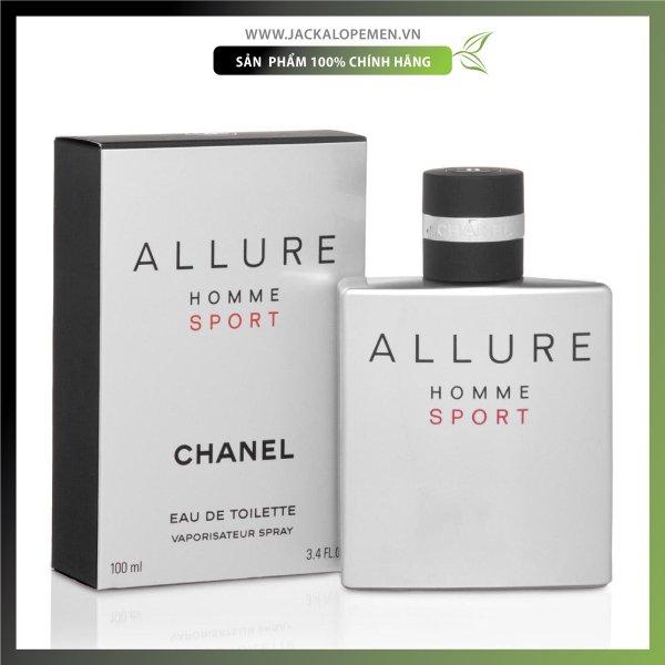 [HCM]Chanel Allure Homme Sport EDT 100ml (KM)