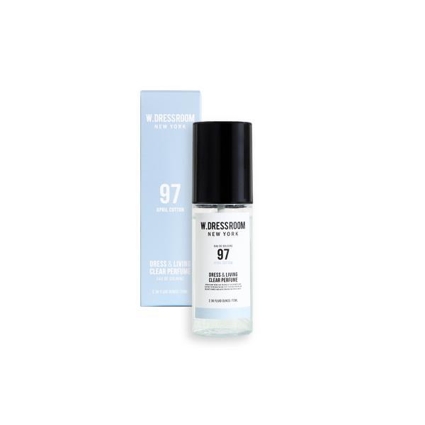 Nước hoa BTS xịt khử mùi quần áo W Dressroom mùi 97