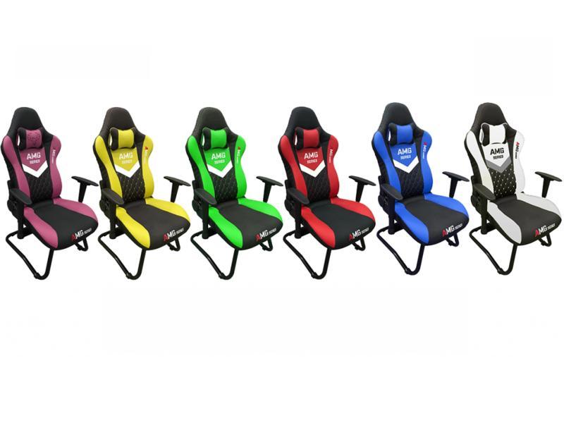GHẾ GAME–AMG SERIES CHÂN QUỲ–CHUYÊN GAMING các màu giá rẻ