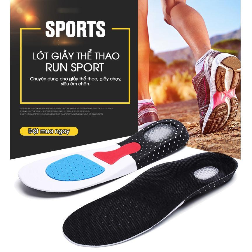 Lót giày Thể Thao Nam Cao Cấp Run Sport