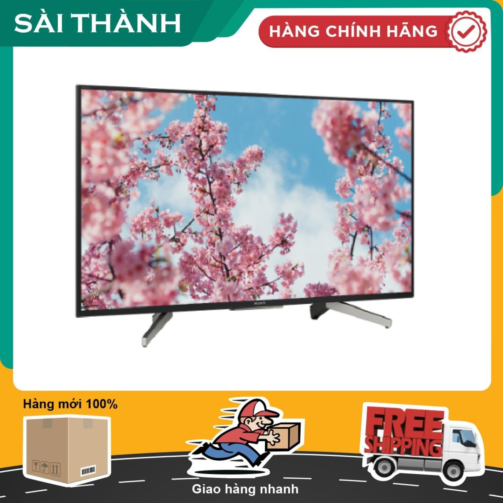 Bảng giá Android Tivi Sony 43 inch KDL-43W800G Mẫu 2019