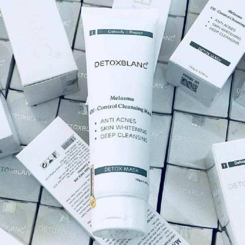 Mặt nạ thải độc trắng da Detox BlanC nhập khẩu
