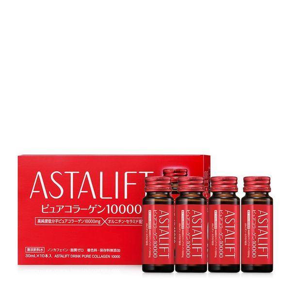 Nước uống collagen Astalift Drink 10000 ( 10 chai*30ml)
