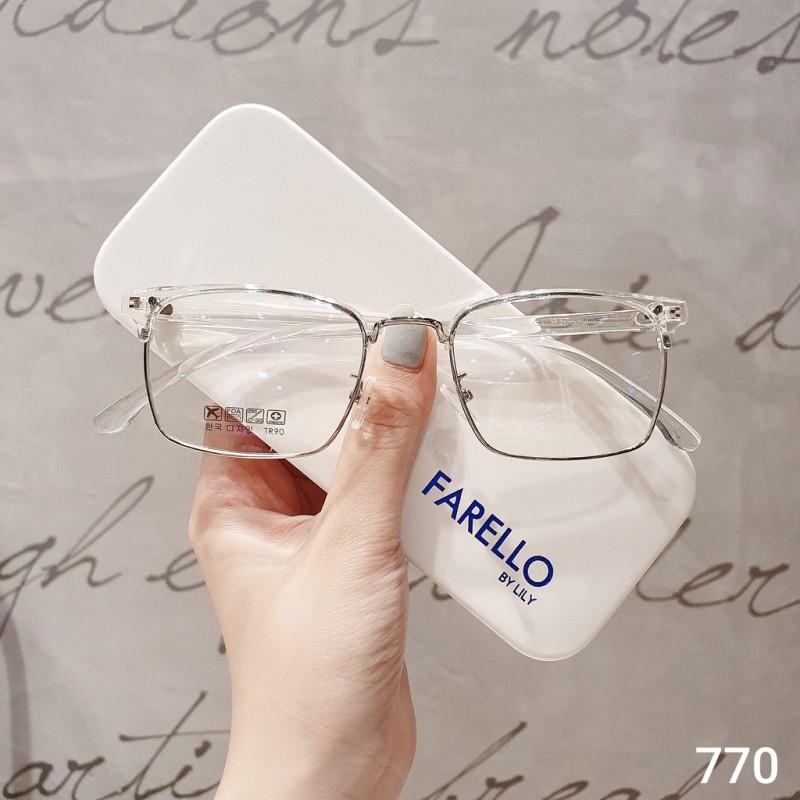Giá bán Gọng kính cận thời trang  Gọng kính cận 90770