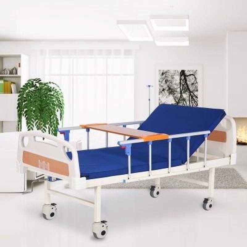 Giường Bệnh Nhân 1 Tay Quay 6 Chức Năng NKT-01