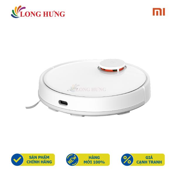 Robot hút bụi Xiaomi Vacuum Mop Pro SKV4110GL STYTJ02YM - Hàng chính hãng - Hút bụi và lau sàn, lực hút mạnh, điều khiển qua  điện thoại