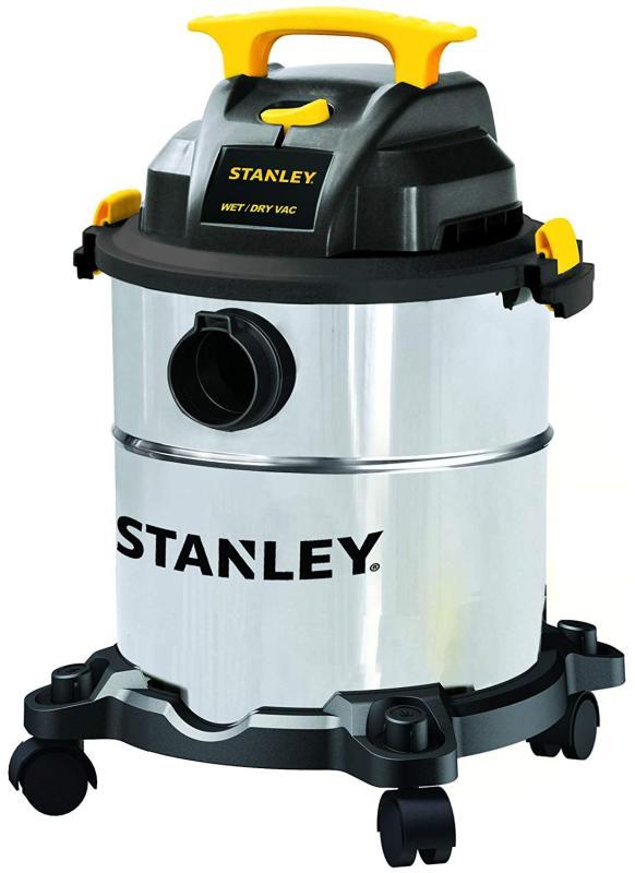 Máy hút bụi công nghiệp khô và ướt Stanley USA SL19116 dung tích 23 lít( bạc)