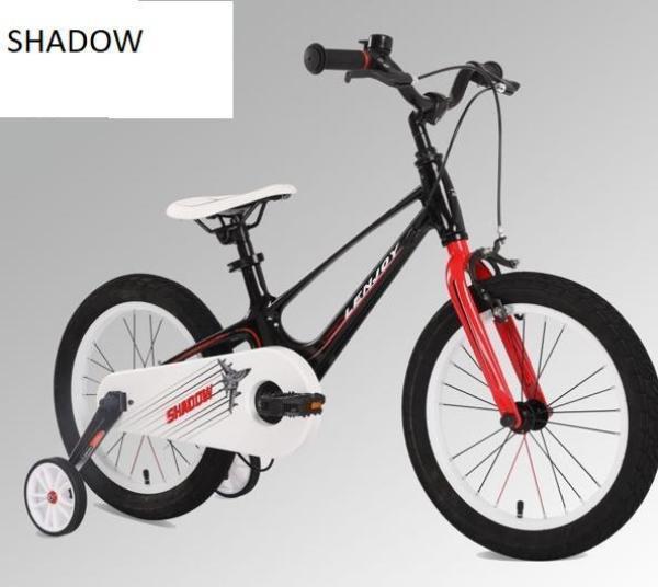 Mua [HÀNG MỚI VỀ] Xe đạp trẻ em cao cấp SHADOW Size 16 inchs (Bánh căm) cho bé từ 3 đến 7 tuổi khung hợp kim Magiê đúc nguyên khối