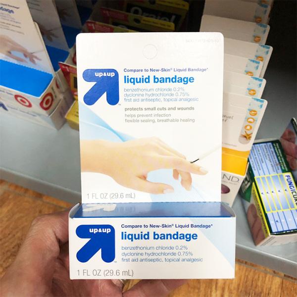 Băng keo cá nhân dạng lỏng Liquid Bandage 29.6ml nhập khẩu