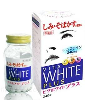 Viên trắng da trị nám Vita White Plus C.E.B2 thumbnail