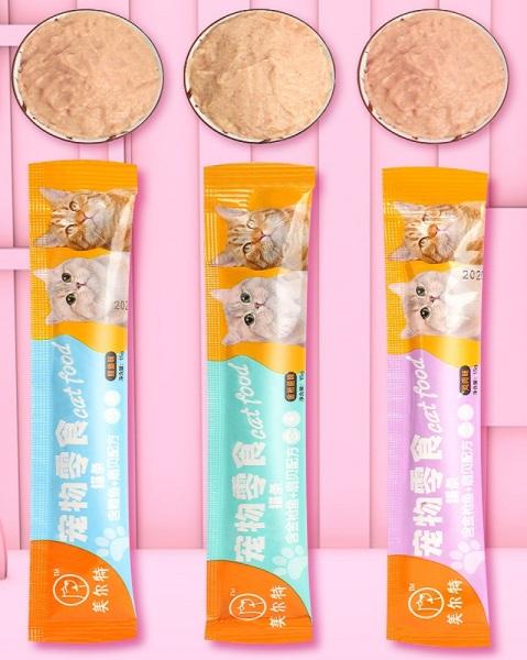 Súp thưởng Sakura cho mèo thanh 15gr