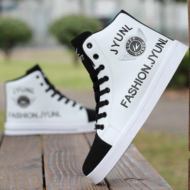 Giày cao cổ nam Fashion JYunll cực ngầu mới về - Sudoo giá rẻ