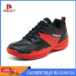Giày cầu lông Kawasaki K359 cao cấp, dành cho nam và nữ - Shop thể thao - Giầy bóng chuyền nam nữ thumbnail